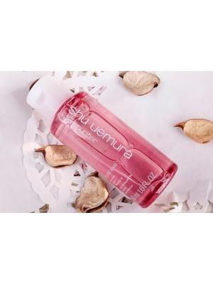 Tẩy trang Shu Uemura skin purifier màu hồng 150ml