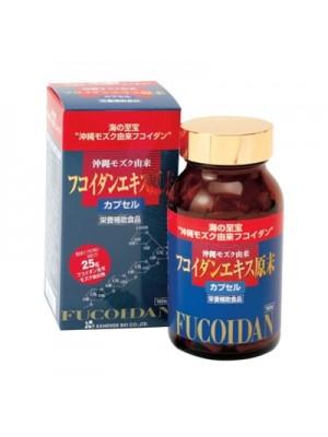 Okinawa Fucoidan Kanehide Bio 150 viên chính hãng từ Nhật Bản