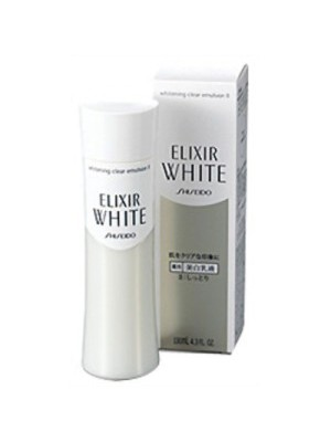 Sữa dưỡng Elixir White Whitening Clear Emulision