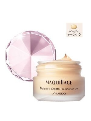 Kem nền Shiseido Maquillage Moisture Cream Foundation UV