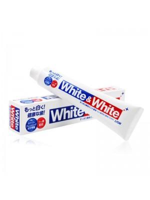 Kem Đánh Răng White And White Lion Nhật Bản