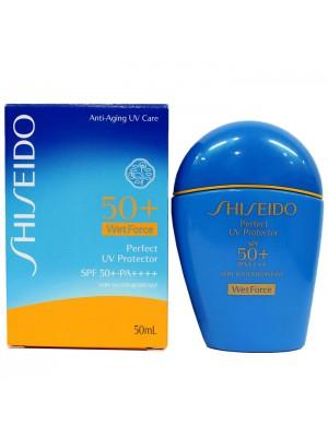 KEM CHỐNG NẮNG SHISEIDO PERFECT UV PROTECTOR MULTI DEFENSE SPF 50+ / PA++++