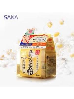 Kem dưỡng da Sana vàng dưỡng ẩm sâu và chống lão hóa tinh chất mầm đậu nành