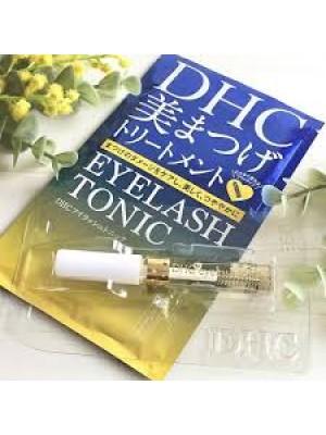 Dưỡng mi DHC EYELASH TONIC - Cách dưỡng lông mi dài và dày của Nhật Bản