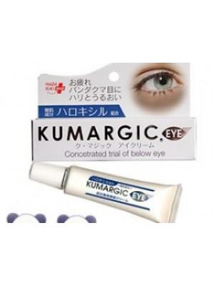 Kem trị thâm quầng mắt Kumargic hiệu quả của Nhật