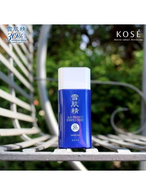 Kem chống nắng Sekkisei Sun Protect Essence Milk SPF50+/PA++++ của Kose
