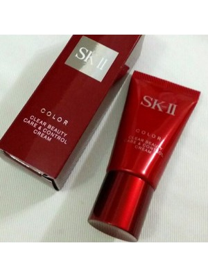 Kem lót dưỡng da SK-II Clear Beauty Care & Control Cream