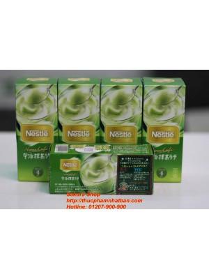 Nestle hương vị trà xanh hộp 4 gói