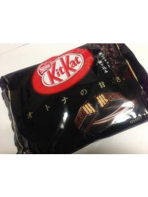 Bánh Kitkat vị chocolate  Nhật Bản