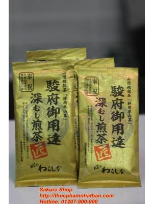 Sencha trà xanh loại đặc biệt 100g