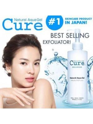 Gel Cure Natural Aqua tẩy tế bào chết đến từ Nhật Bản