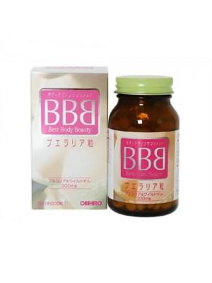 Thuốc nở ngực BBB - Best Beauty Body Orihiro (300 viên)