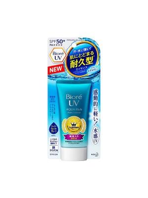 Kem chống nắng Biore Aqua xanh