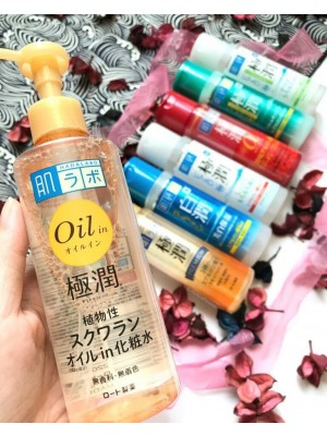 HADA LABO GOKUJYUN OIL-IN LOTION