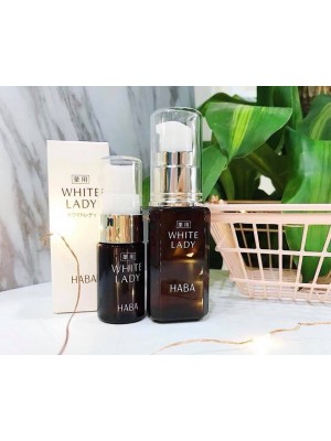 SERUM WHITE LADY HABA