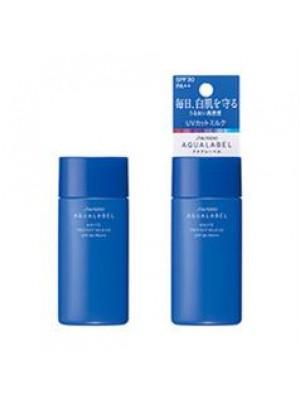 Sữa dưỡng da chống nắng Shiseido Aqualabel white protect milk UV, SPF 30, PA++