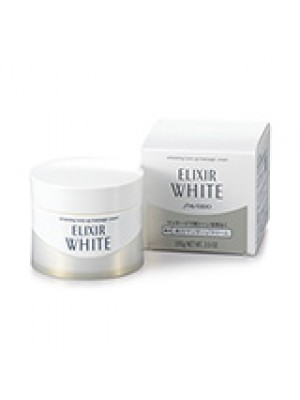 Kem massage làm trắng da, chống lão hóa da cao cấp Shiseido Whitening Toneup Massage Cream (Nhật Bản)