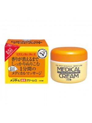 Kem dưỡng trị nứt nẻ Medical Cream omi