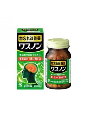 Thuốc bổ não kobayashi 168 viên