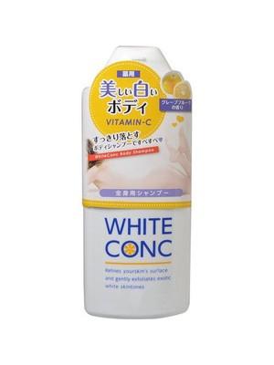 Sữa tắm dưỡng trắng da White Conc Nhật Bản 360ml