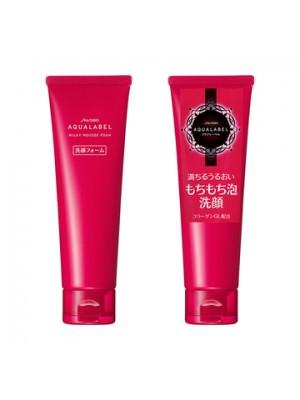Sữa rửa mặt Shiseido Aqualabel cho da khô và da thường