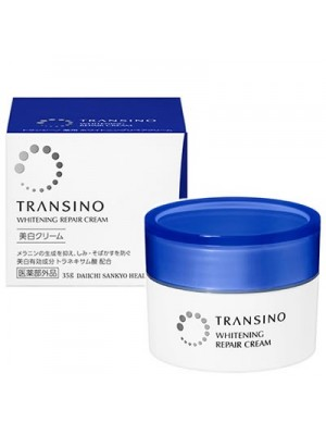Kem đêm đặc trị nám Transino Whitening Repair Cream