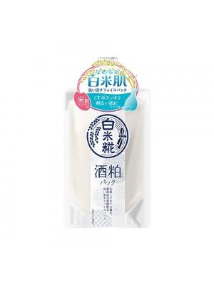 Mặt nạ cám rượu gạo Cosmetex Roland Hakumaikouji Face Pack Sake 170g