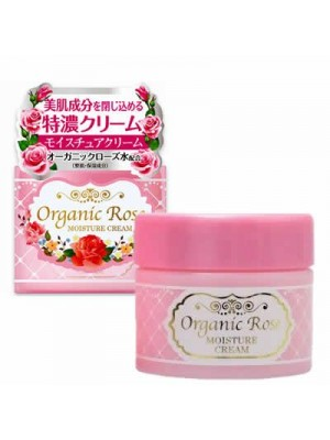 Kem dưỡng 5 in 1 Meishoku Organic Rose Skin Conditioner Gel