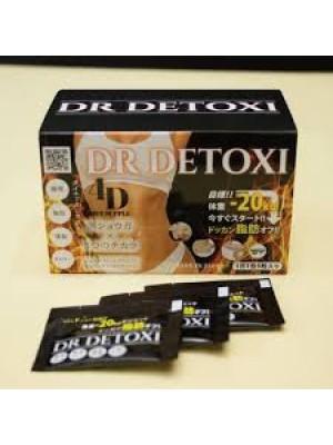 Giảm cân Dr Detoxi Detox 4D Diet 30 ngày 30 gói