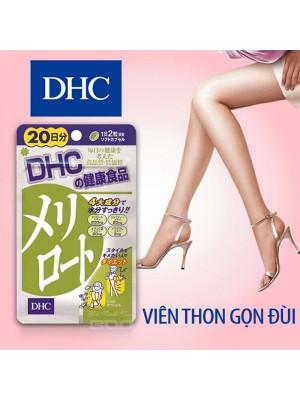 Viên uống thon gọn đùi DHC Nhật Bản