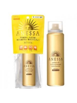 Kem chống nắng Anessa Shiseido dạng xịt 60g SPF50 PA++++