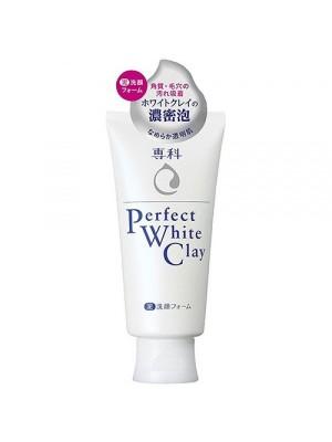 Sữa rửa mặt Shiseido Senka Perfect White Clay 120g