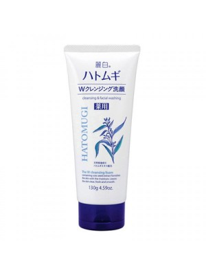 Sữa Rửa Mặt Hatomugi Naturie Skin 130g