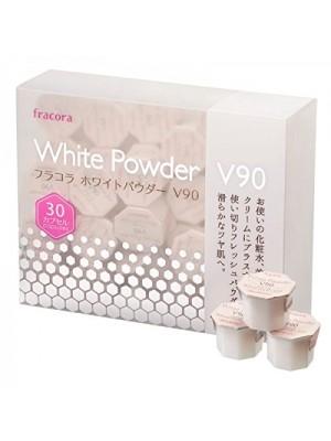Bột dưỡng trắng Fracora White powder V90
