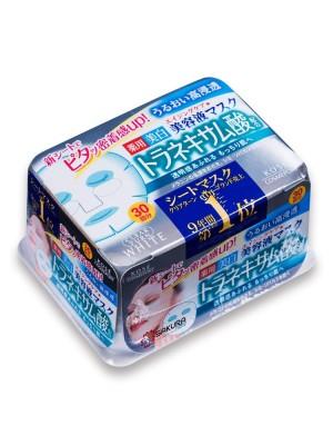 Mặt nạ Collagen Kose Clear Turn 30 miếng Nhật Bản