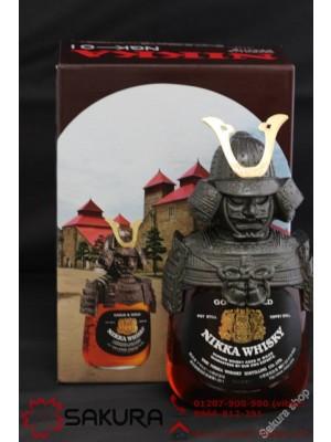 Rượu Whisky Nikka Samurai  750ml, nồng độ 43%