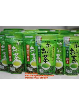 Oiocha trà xanh 100g