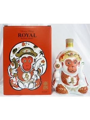 Rượu Suntory Whisky Royal hình con khỉ