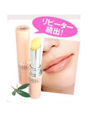 Son dưỡng mịn, trị thâm, nứt nẻ môi DHC lip cream Nhật Bản