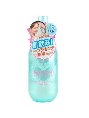 Nước hoa hồng dạng xịt Hadanomy Aquaplacenta Mist 250ml