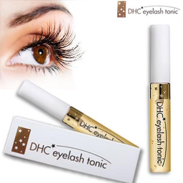 Dưỡng mi DHC Eyelash tonic Nhật Bản - Nuôi dưỡng lông mi dài và ...
